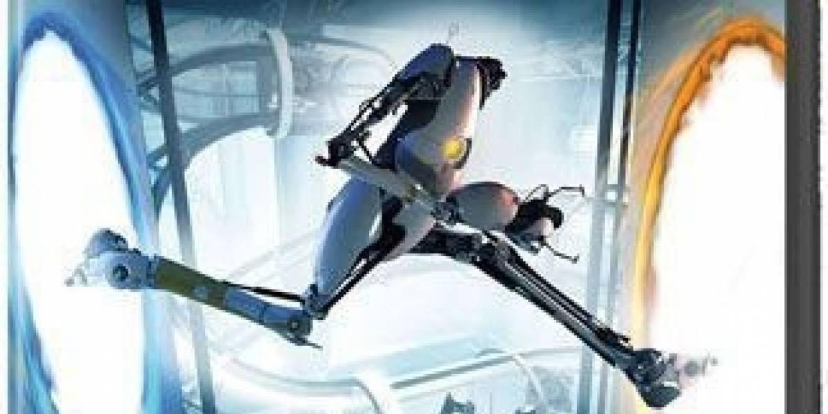 Portal 2 celebra San Valentín con un trailer muy original