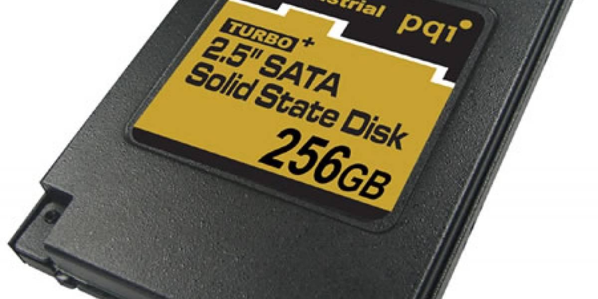PQI presenta disco sólido de 256 GB