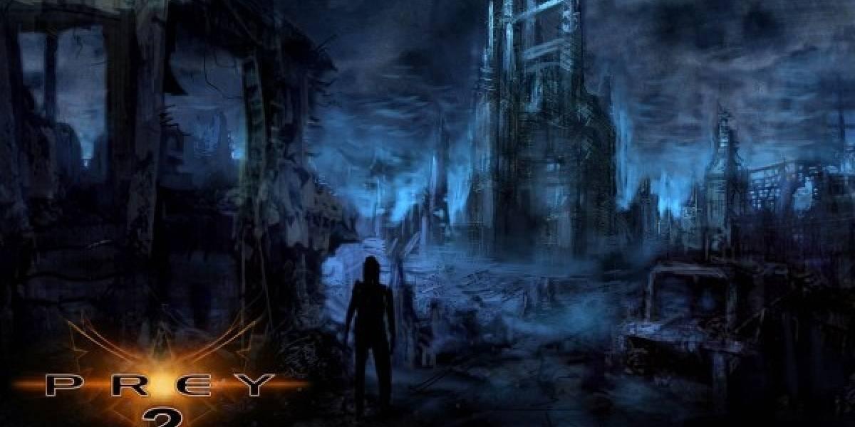 Bethesda anuncia oficialmente Prey 2 para el 2012