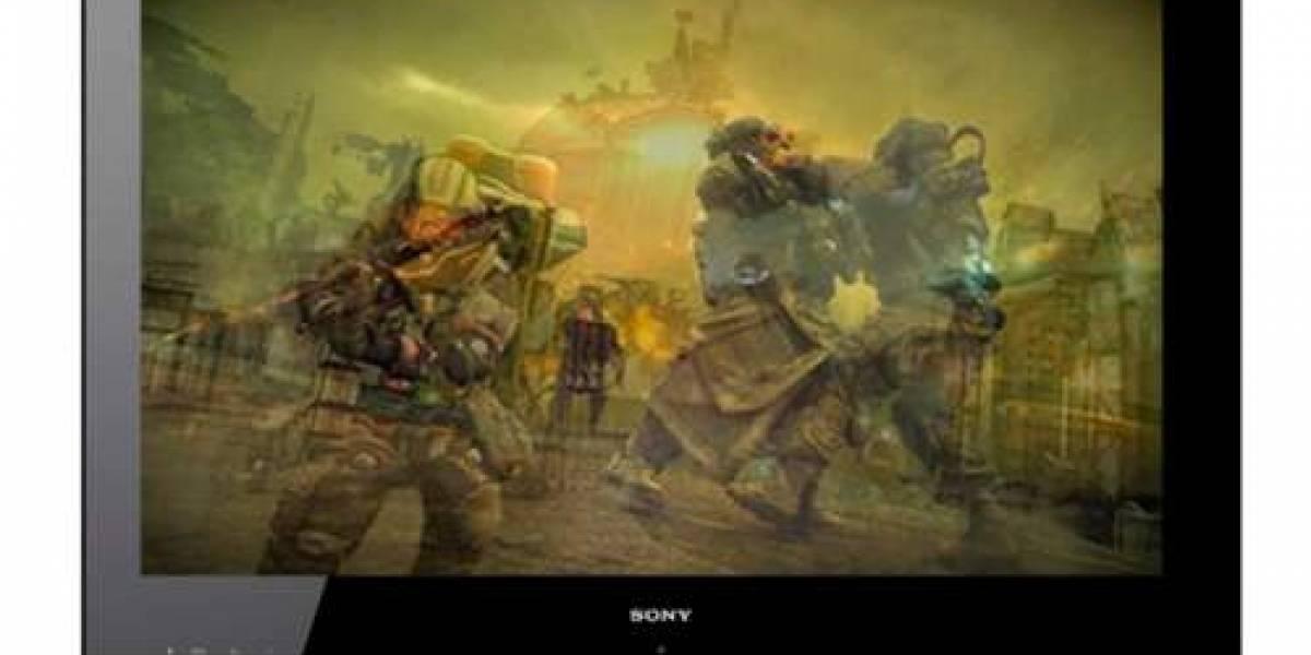 Sony prueba juegos 3D Dual-View en la PS3