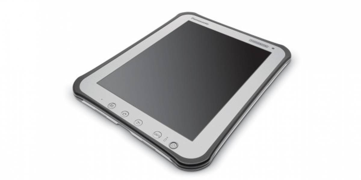 Panasonic lanzará Toughbook este 2011