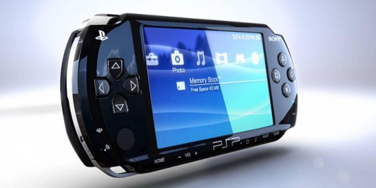 Futurología: PSP2 tendrá una pantalla HD más grande que la actual