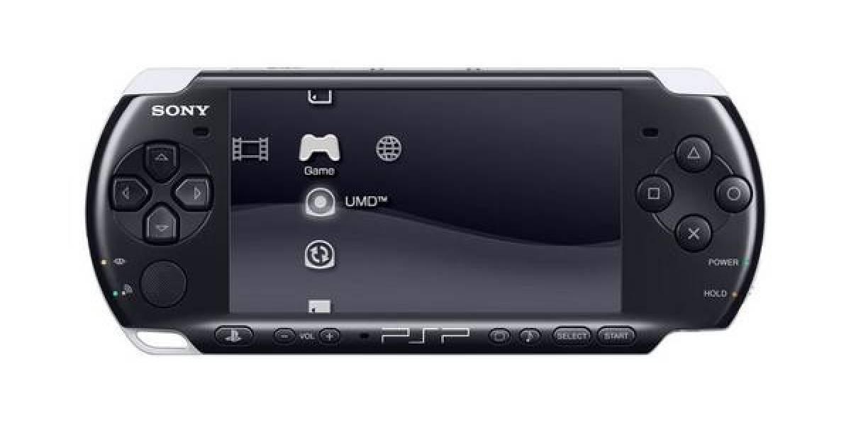La PSP baja de precio de forma oficial