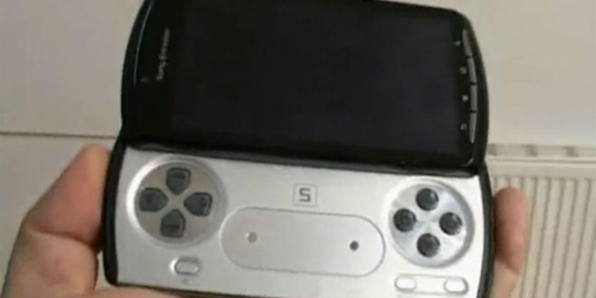 Futurología: Xperia Play (PlayStation Phone) en Otoño 2011