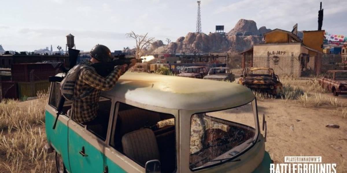 PlayerUnknow's Battlegrounds recibe parche que mejora su rendimiento en Xbox One