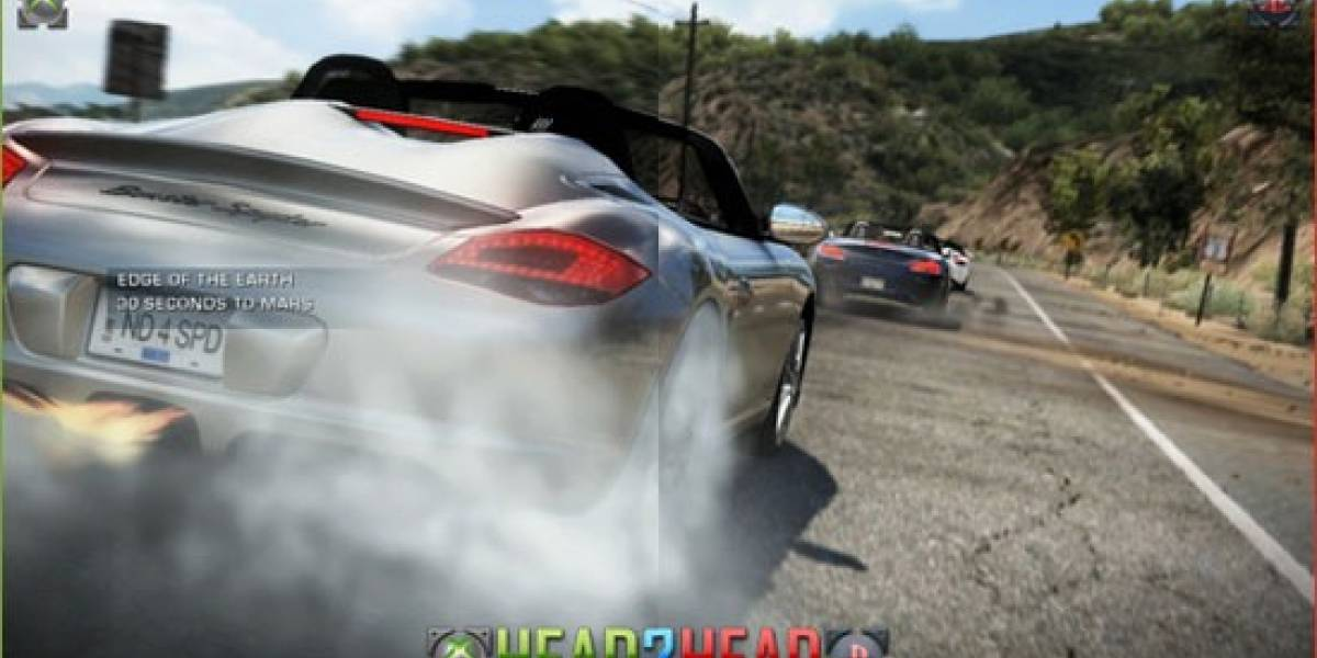 Need for Speed: Hot Pursuit prácticamente iguales en PlayStation 3 y XBOX 360