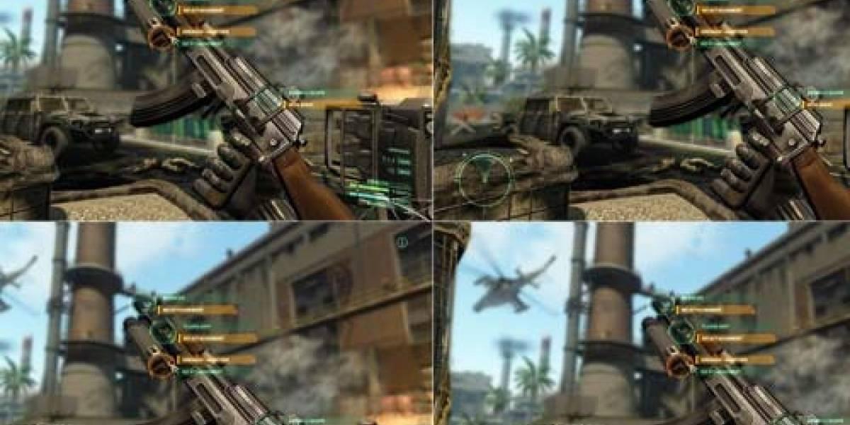 Crysis: Mejor Quad-Core que Dual-Core rápido