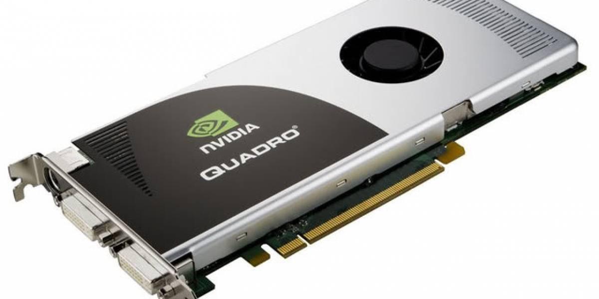 Nueva NVIDIA Quadro FX 3700