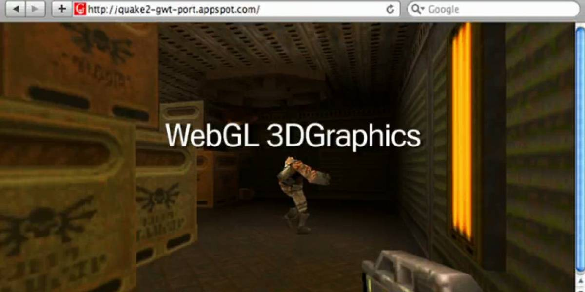 Quake II corriendo sin plugins en un navegador gracias a HTML5