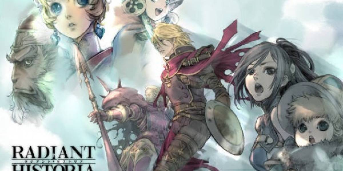 Radiant Historia [NB Labs]