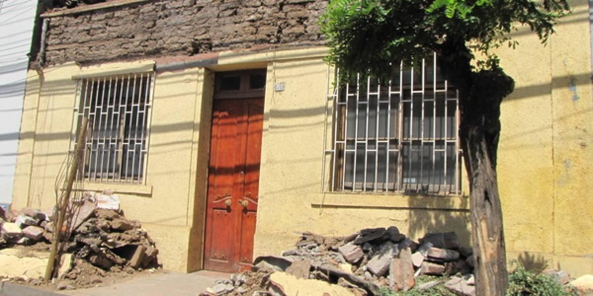 Terremoto Chile: Mapa con catastro de viviendas dañadas