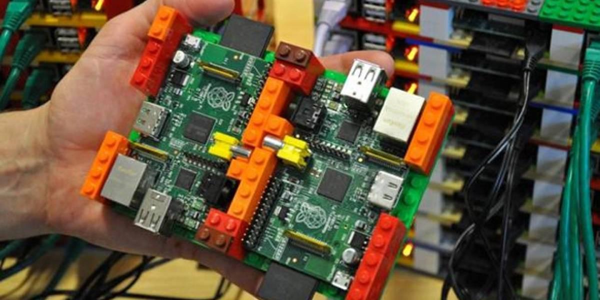 Universidad construye supercomputador en base a Raspberry Pi y Lego