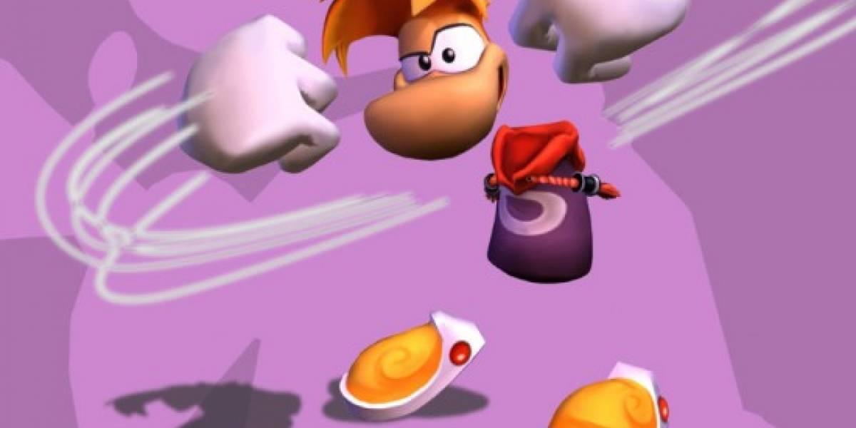 El ESRB revela juego de Rayman para Nintendo 3DS