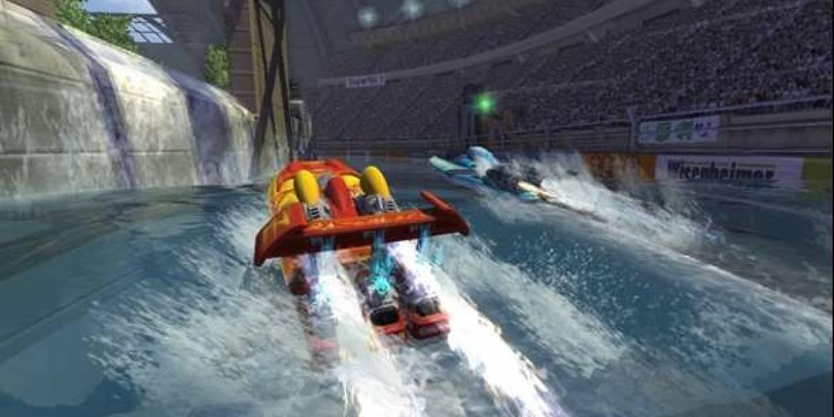 La oferta del día en Xbox Live se llama Hydro Thunder Hurricane