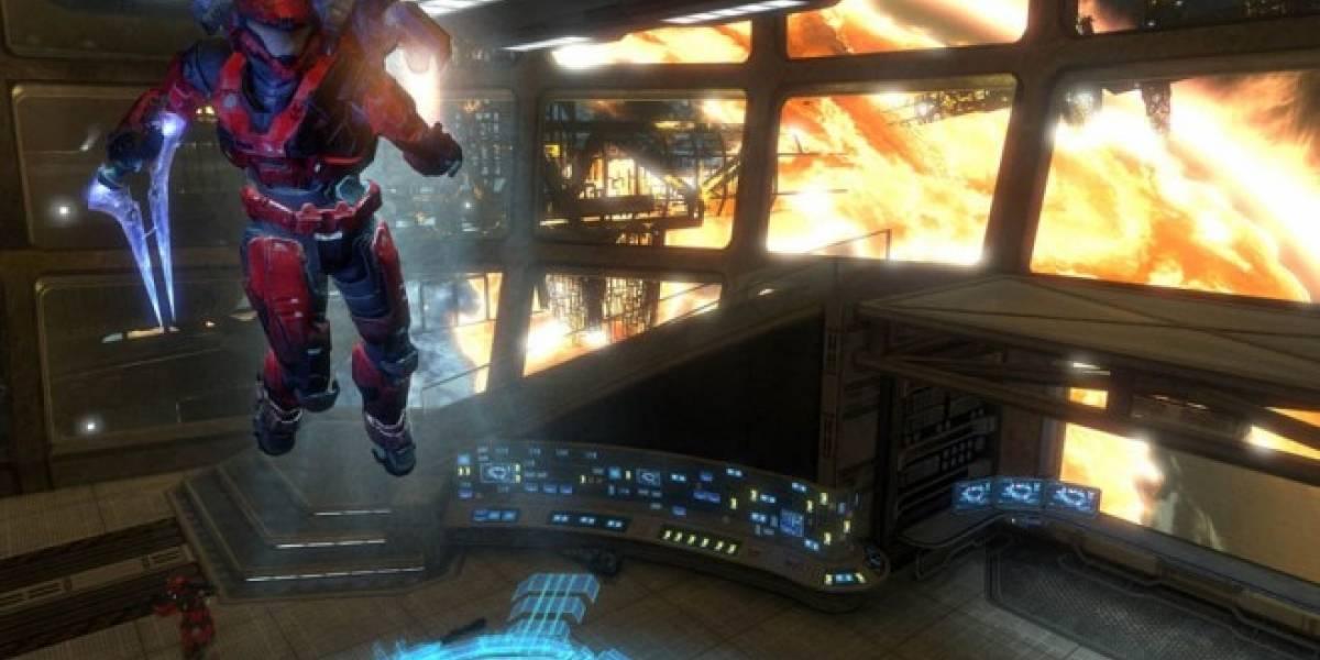 Ya está disponible el Defiant Map Pack para Halo: Reach