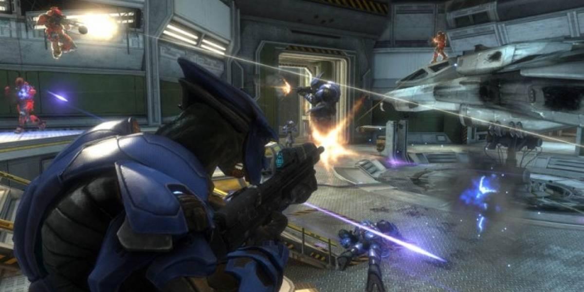 Detrás de cámaras del Defiant Map Pack de Halo: Reach