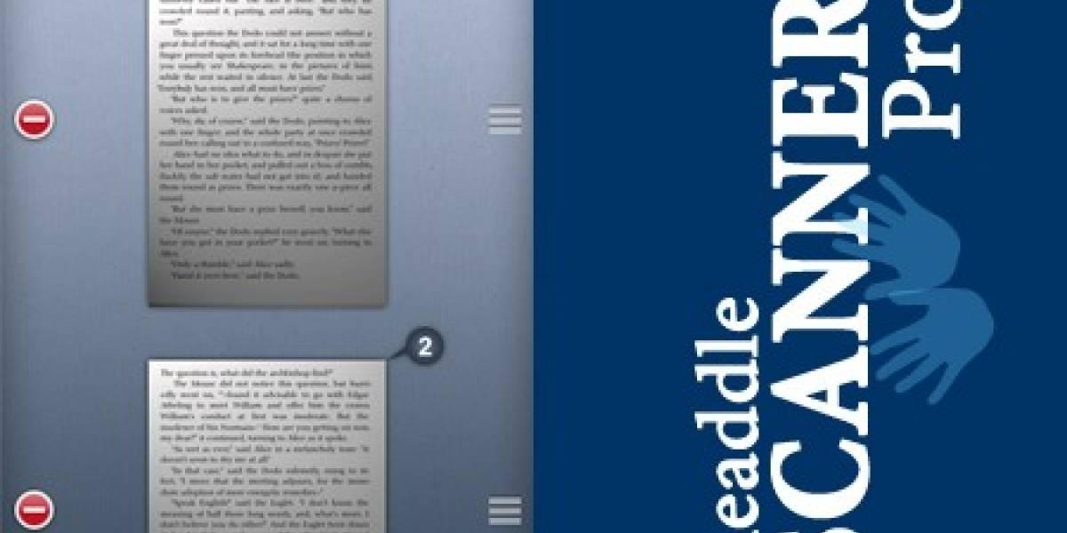 Readdle Scanner Pro convierte tu iPhone en... eso mismo