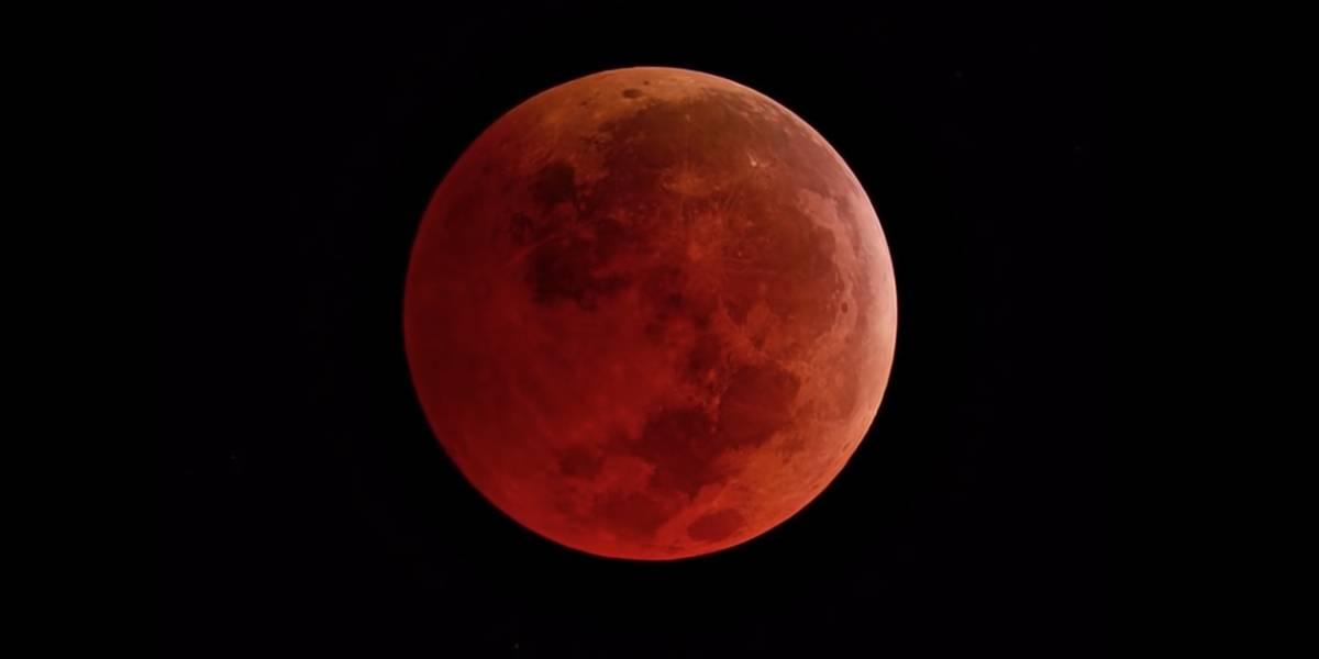 Esto es lo que debes saber de la 'superluna de sangre azul'