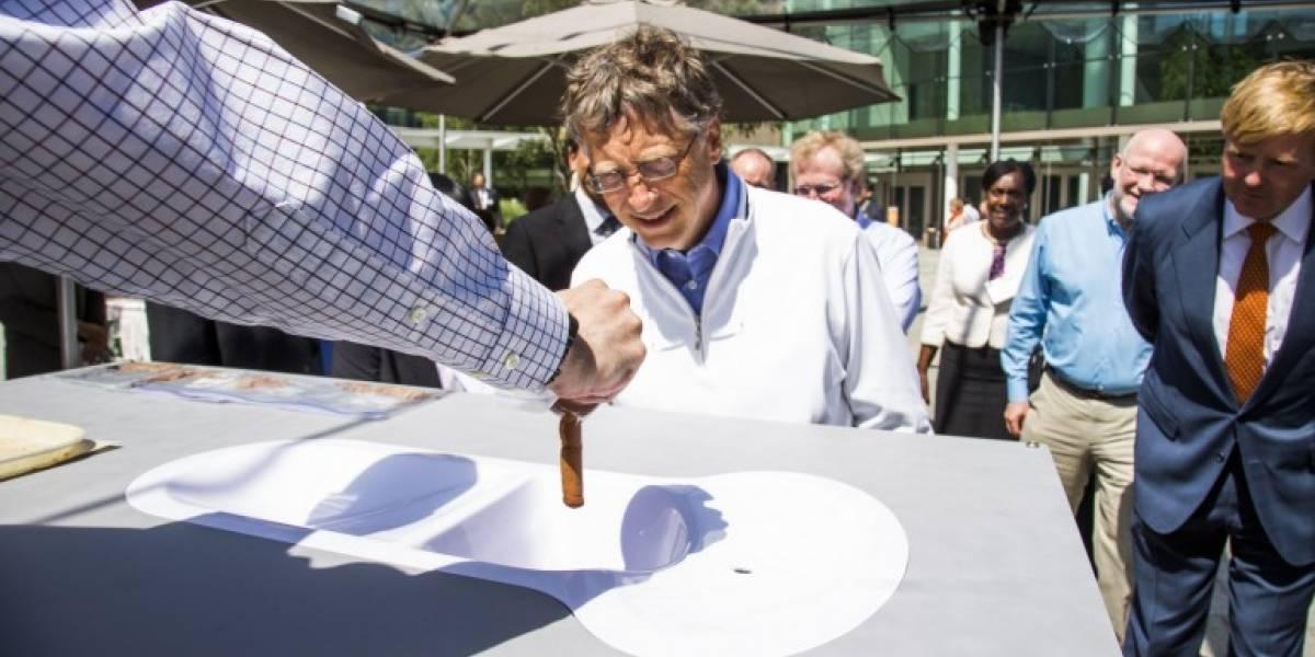 Bill Gates premió el WC mas innovador con US$ 100.000