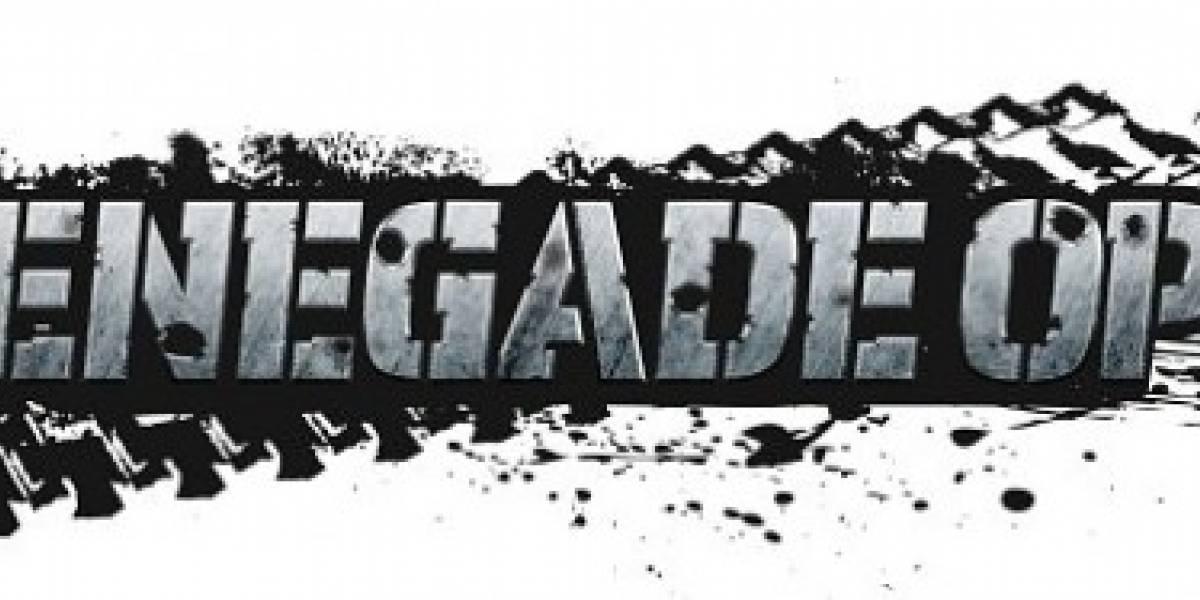 Sega y Avalanche Studios anuncian Renegade Ops