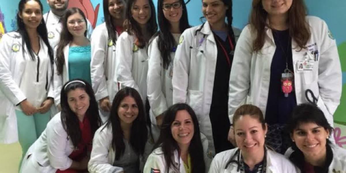 100% de los residentes de pediatría de Ciencias Médicas aprobaron el American Board