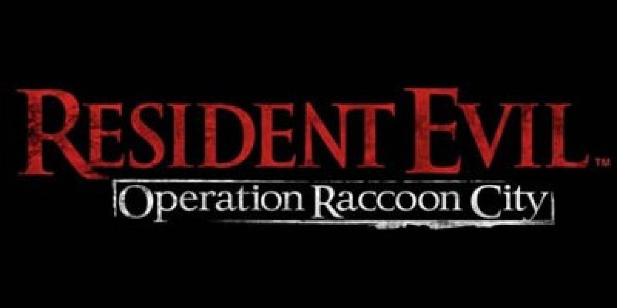 Capcom revela teaser de Resident Evil: Operation Raccoon City