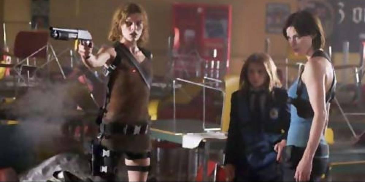 Resident Evil se viene con película.