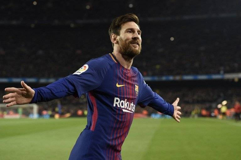 Gol de Messi contra el Espanyol