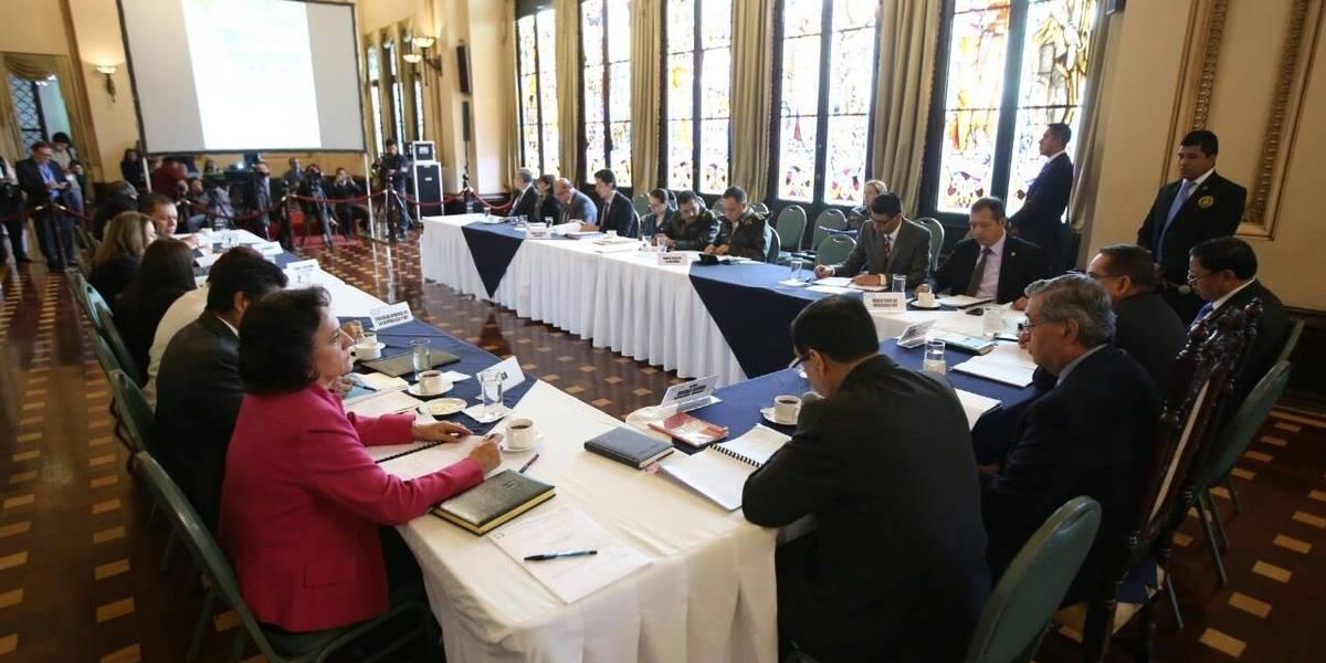 Oficina extinguida a Juan Carlos Monzón es entregada al Ministerio Público
