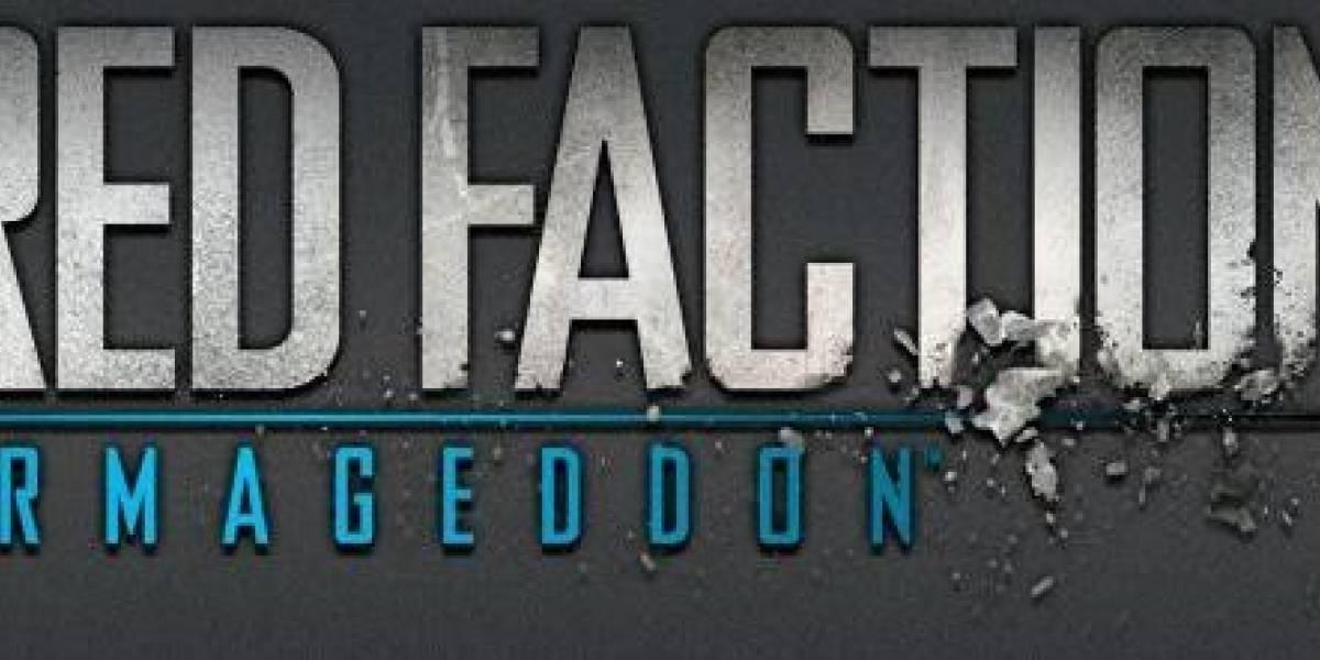 Habemus Fecha para Red Faction: Armageddon