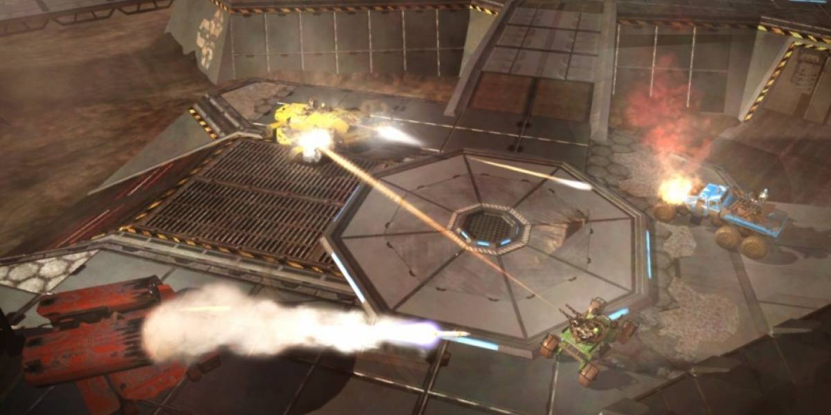 Red Faction: Battlegrounds ya está disponible para descargar