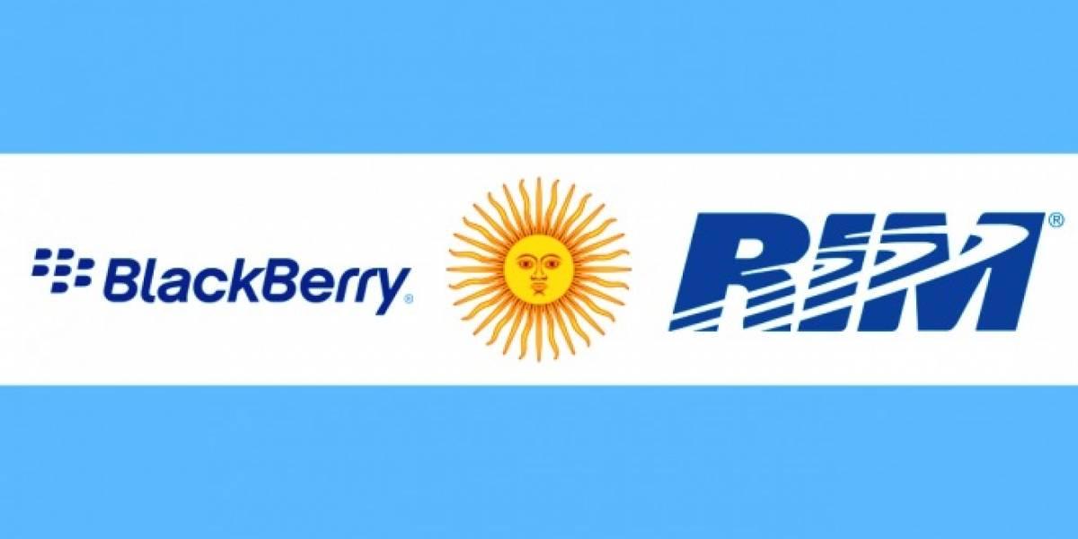 Argentina: RIM fabricará sus BlackBerry en Tierra del Fuego a partir de octubre