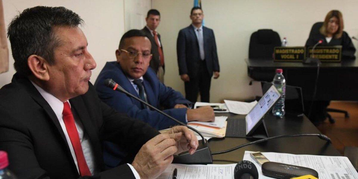 Diputado Villate presenta pruebas de descargo por antejuicio en su contra