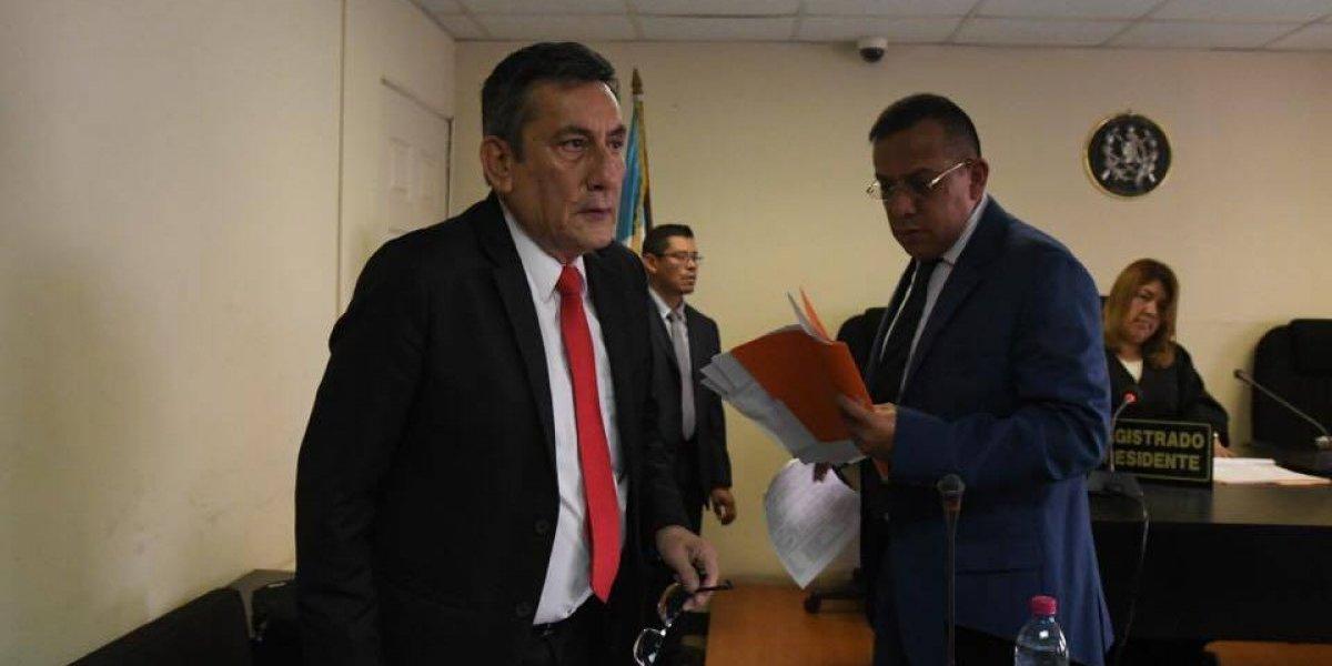 Jueza pesquisidora recomienda no retirarle la inmunidad a Roberto Villate