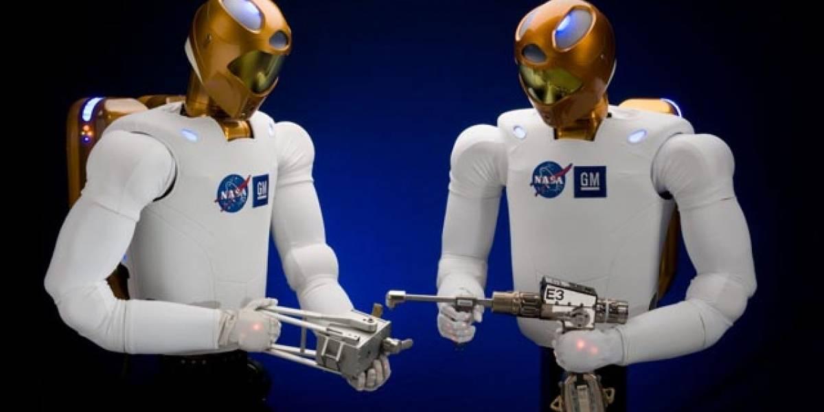 Robonauta de General Motors viajará al espacio en septiembre