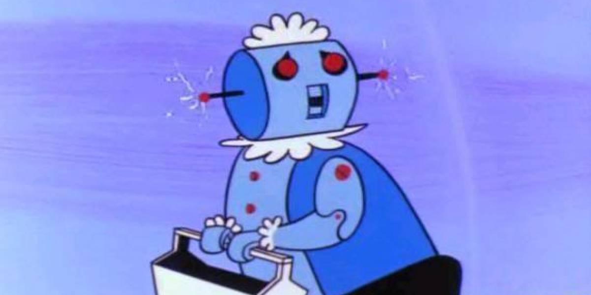 Robot que dobla toallas nos acerca a la Robotina del futuro (Video)
