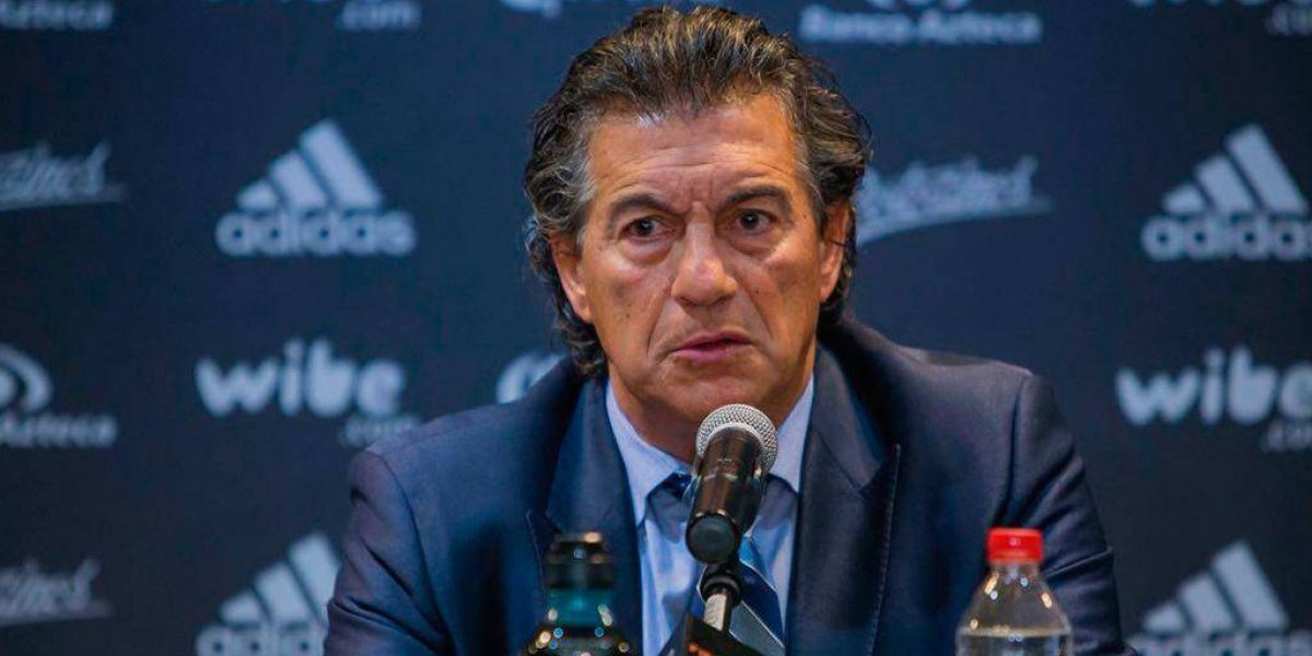"""Atlas de los chilenos presentó a su nuevo DT: """"Vengo a matarme por este club"""""""