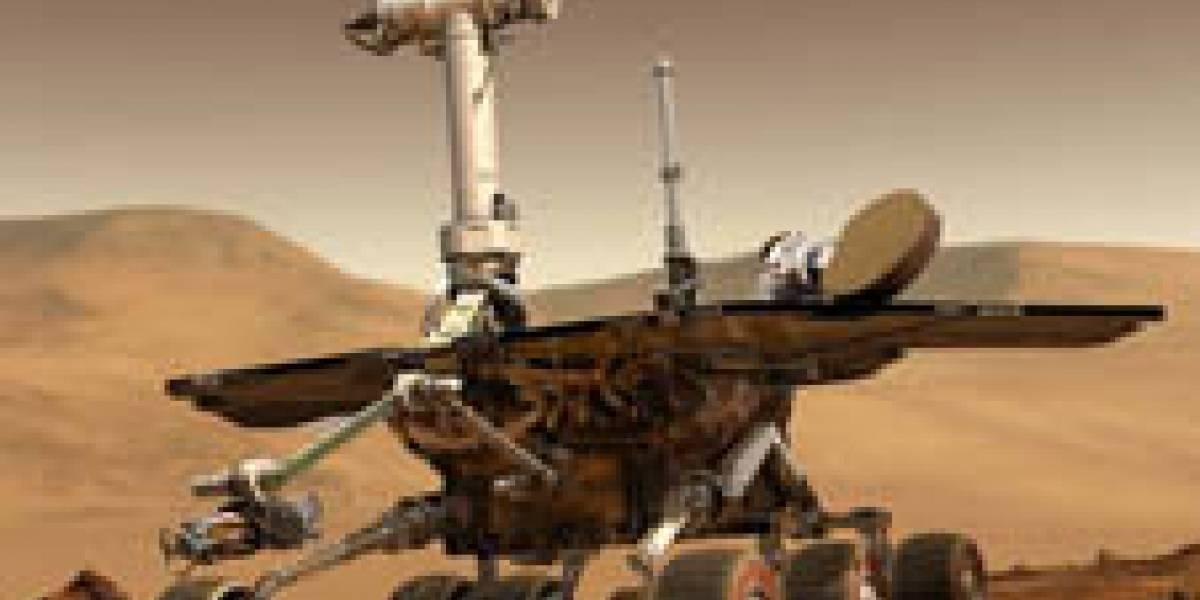 La NASA pierde contacto con el rover Spirit