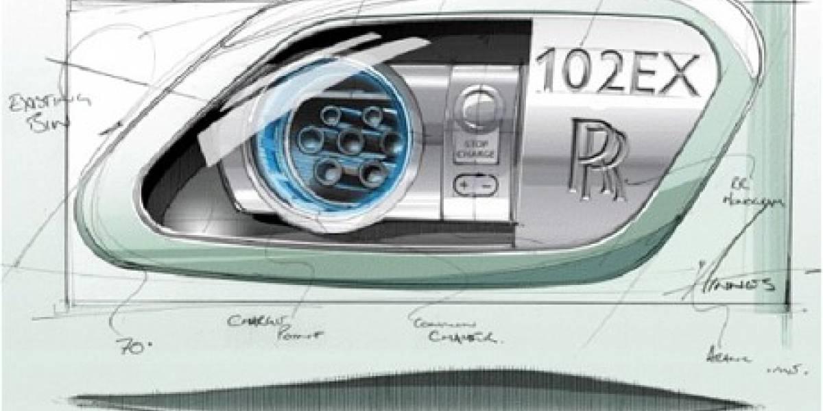 Rolls-Royce desarrolla su primer vehículo eléctrico
