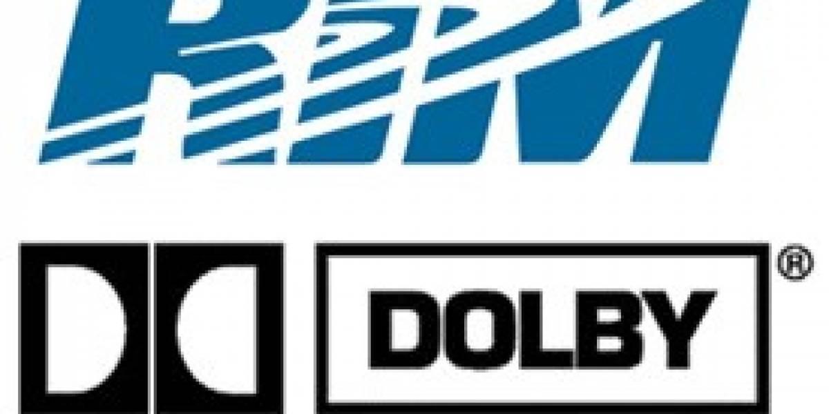 Dolby llega a un acuerdo extrajudicial con RIM luego de una demanda legal
