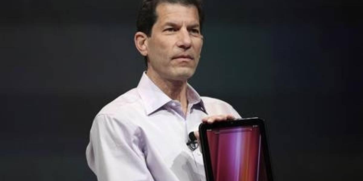 Jon Rubinstein de HP dejará de ser la cabeza del sistema operativo webOS