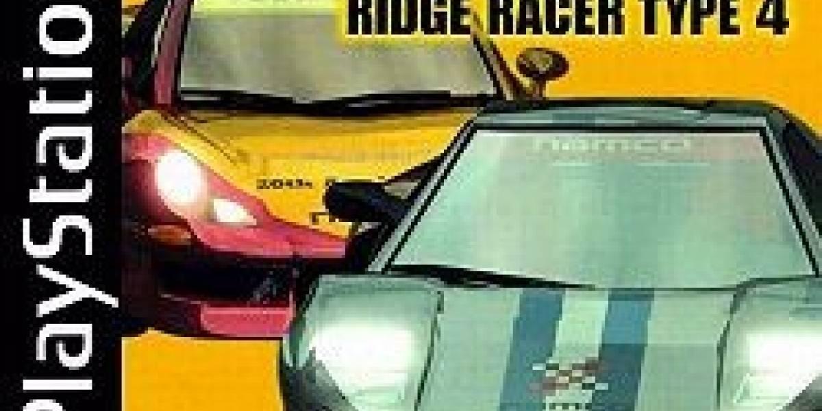 Ridge Racer Type 4 regresa en gloria y majestad