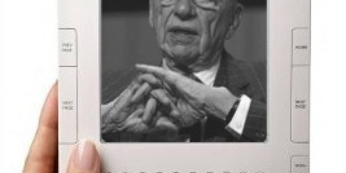 Kindle DX, Murdoch y el futuro de los diarios