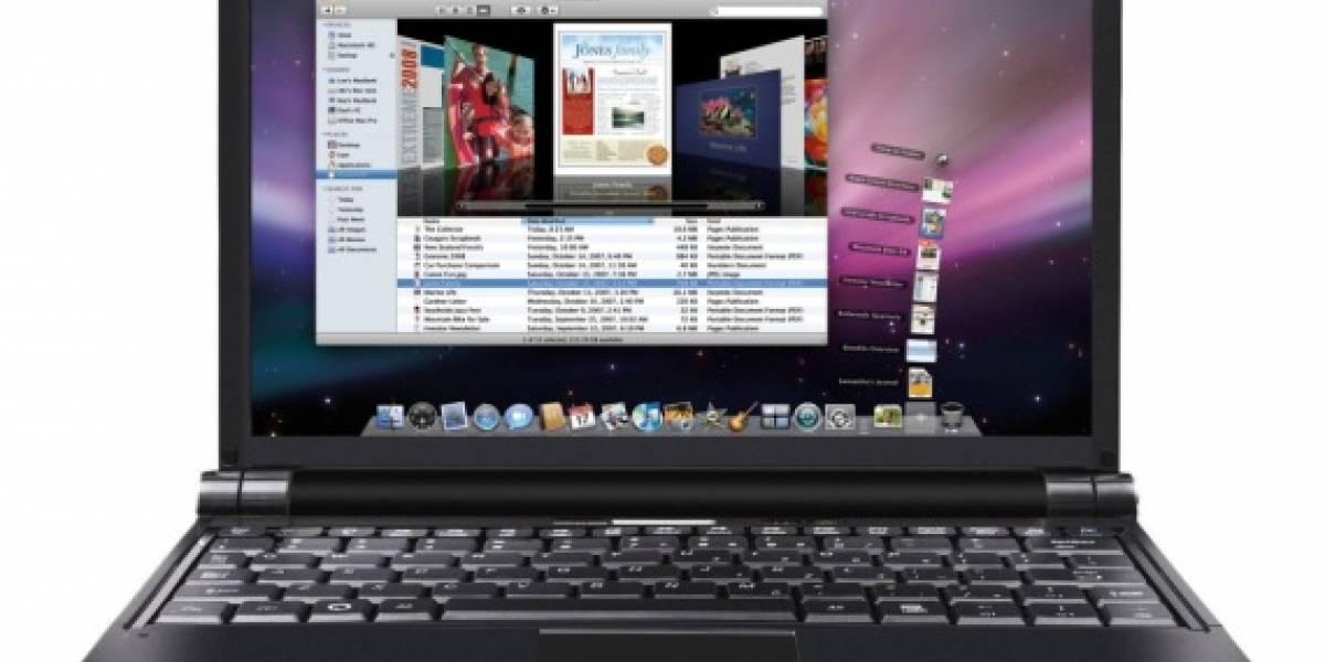 Psystar podría estar trabajando en una Netbook Mac OS X