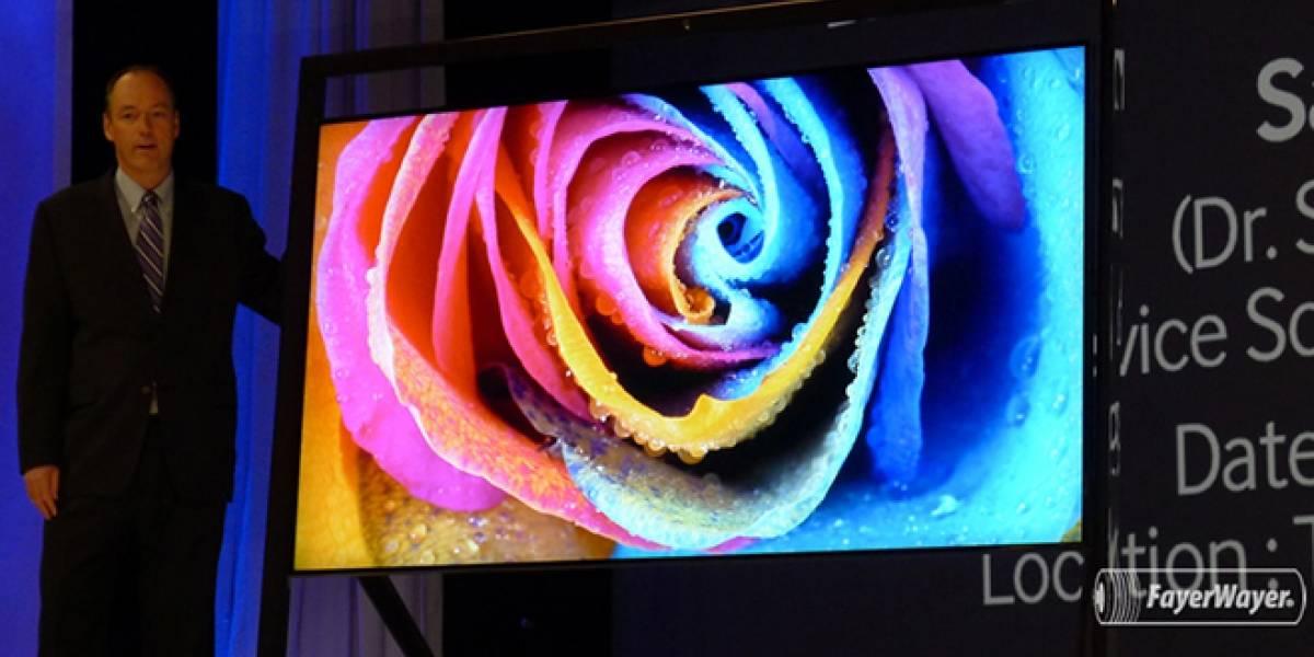 CES 2013: Samsung presenta su pantalla 4K de 85 pulgadas