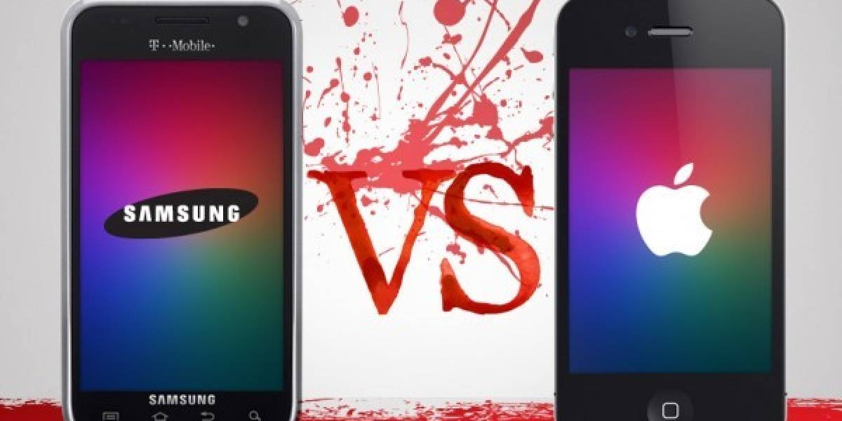 Samsung demanda a Apple en Francia por violación de patentes en tecnología 3G