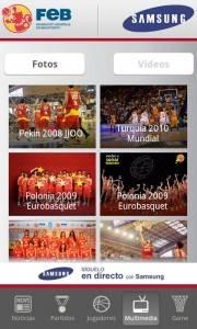 Samsung Lanza App Para Seguir Los Juegos De La Seleccion Espanola De