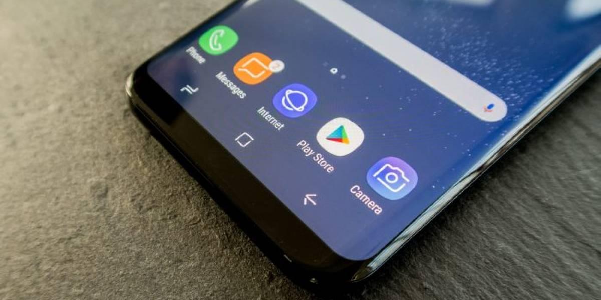 Samsung patenta nueva tecnología para su teléfono plegable