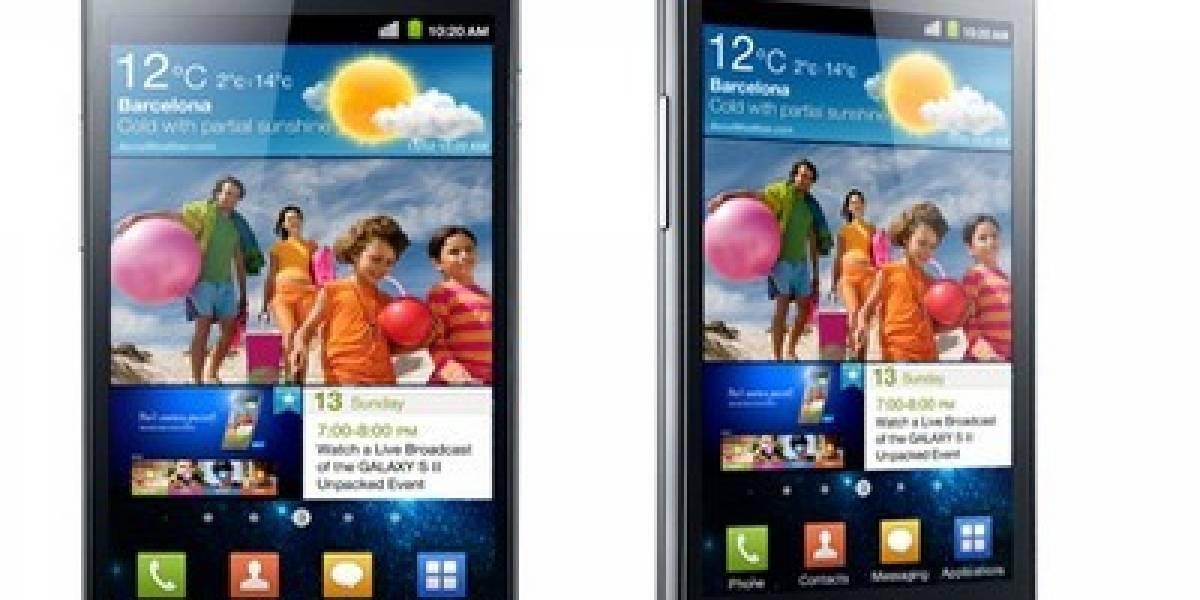 Samsung Galaxy S II alcanza los 3.5 millones de unidades vendidas en Corea del Sur