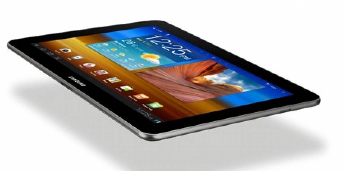 Samsung Galaxy Tab 10.1 llegará a España en agosto